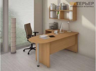 Офисные столы на заказ 1800*1500мм. psnz-100707