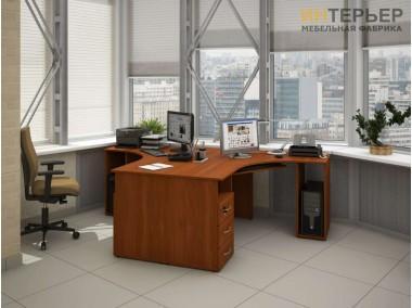Офисные столы на заказ 2400*1200мм. psnz-100708