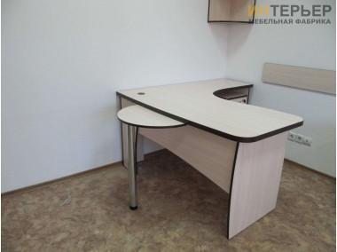 Офисные столы на заказ1400*1200 мм. psnz-100710