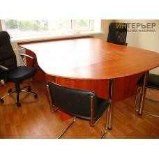 Офисные столы на заказ2400*2100 мм. psnz-100711