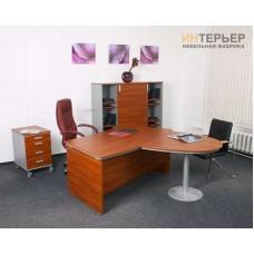 Офисные столы на заказ1100*1400 мм. psnz-100704