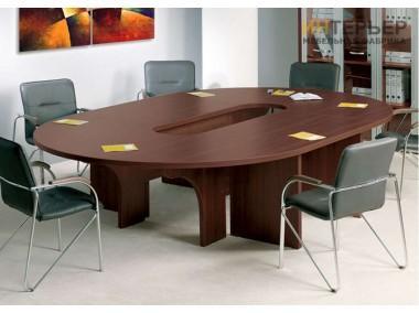 Стол для переговоров на заказ 3000*2500мм. sdp-100206