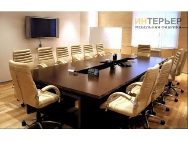 Стол для переговоров на заказ 3200*1800 мм. sdp-100201