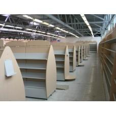 Торговая мебель для книжного магазина to-8006031