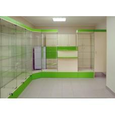 Торговая мебель для аптеки to-8006021