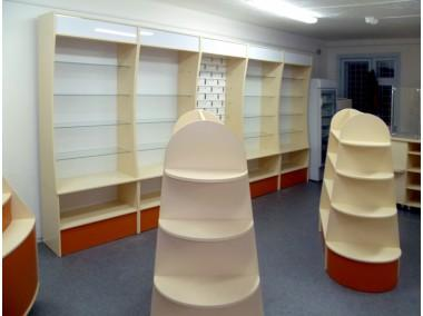 Торговая мебель для аптеки to-8006011