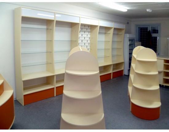 Купить Торговая мебель для аптеки to-8006011 в Томске