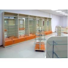 Торговая мебель для аптеки to-8006012