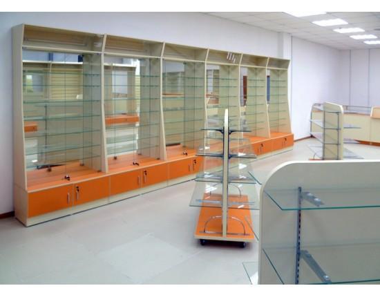 Купить Торговая мебель для аптеки to-8006012 в Томске
