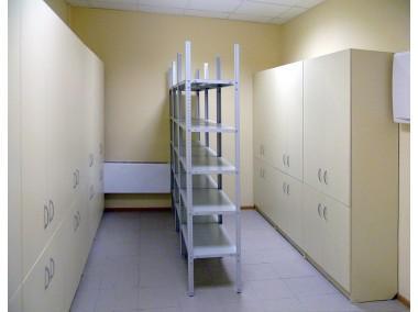 Шкафчики для переодевания персонала to-8006002