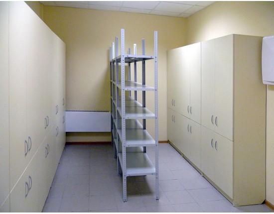 Купить Шкафчики для переодевания персонала to-8006002 в Томске