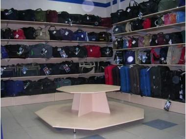 Торговая мебель для магазина кожгалантереи to-8006032
