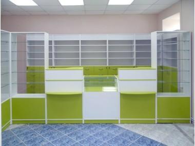 Торговая мебель для аптеки to-8006023