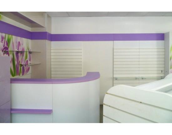 Купить Торговая мебель для аптеки to-8006013 в Томске