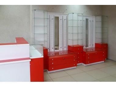 Мебель для салона оптики to-8006003