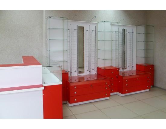 Купить Мебель для салона оптики to-8006003 в Томске