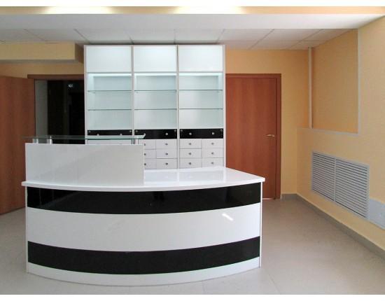 Купить Мебель для салона оптики to-8006004 в Томске