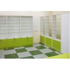 Торговая мебель для аптеки to-8006024