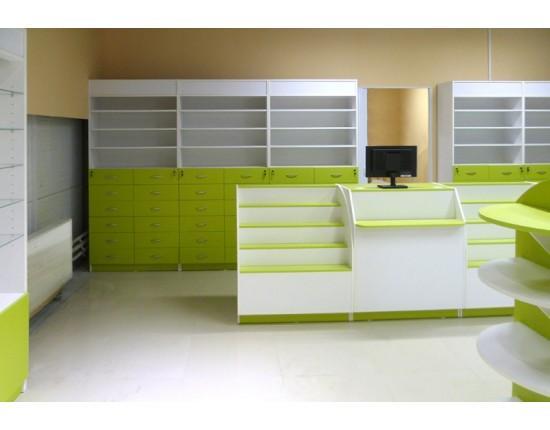 Купить Торговая мебель для аптеки to-8006014 в Томске