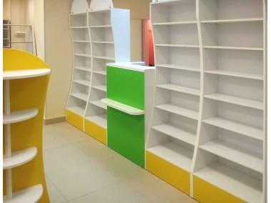 Торговая мебель для аптеки to-8006015
