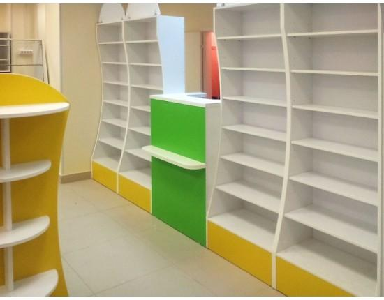Купить Торговая мебель для аптеки to-8006015 в Томске
