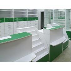 Торговая мебель для аптеки to-8006025