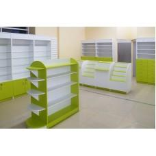 Торговая мебель для аптеки to-8006016