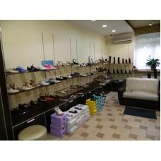 Торговая мебель для обувного бутика to-8006036