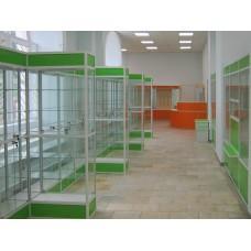 Торговая мебель для аптеки to-8006006