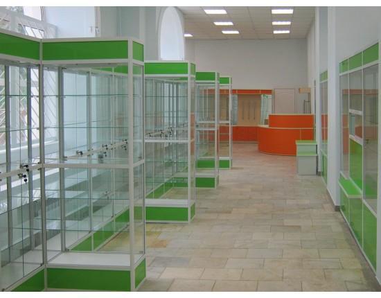Купить Торговая мебель для аптеки to-8006006 в Томске