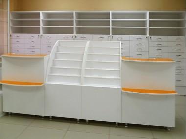 Торговая мебель для аптеки to-8006026