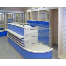 Торговая мебель для аптеки to-8006017