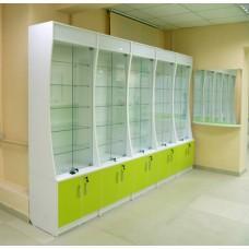 Торговая мебель для аптеки to-8006007