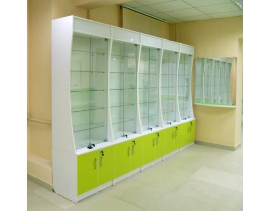 Купить Торговая мебель для аптеки to-8006007 в Томске