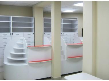 Торговая мебель для аптеки to-8006027