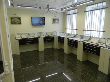 Торговая мебель для ювелирного салона to-8006028