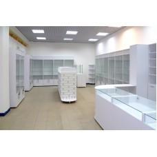 Торговая мебель для аптеки to-8006018