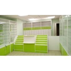 Торговая мебель для аптеки to-8006008