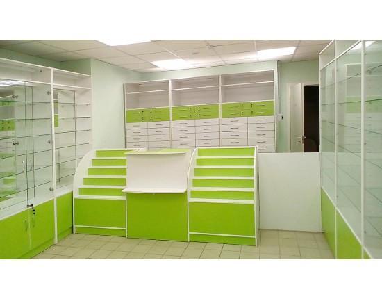 Купить Торговая мебель для аптеки to-8006008 в Томске