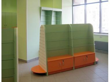 Торговая мебель для аптеки to-8006009