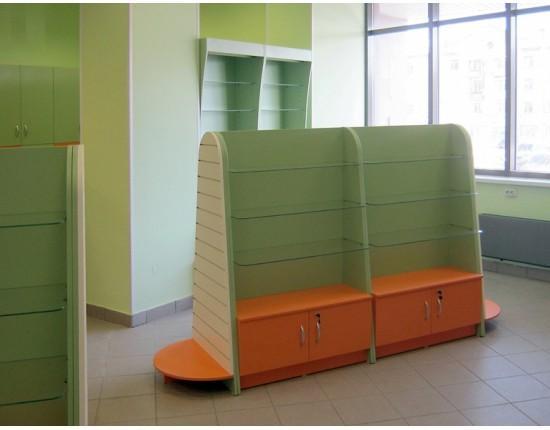 Купить Торговая мебель для аптеки to-8006009 в Томске