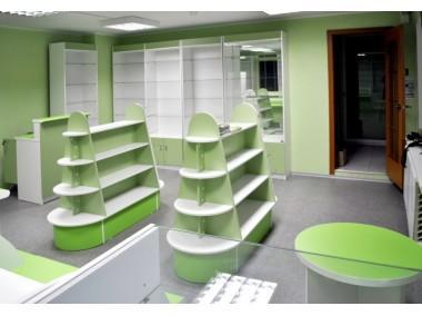 Торговая мебель для аптеки to-8006019