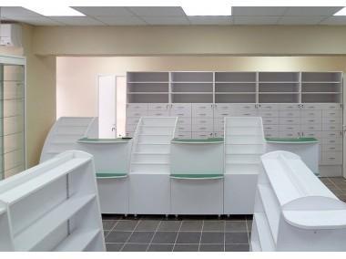 Торговая мебель для аптеки to-8006010