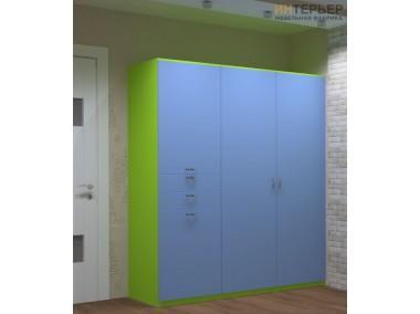 Шкаф комбинированный Лина