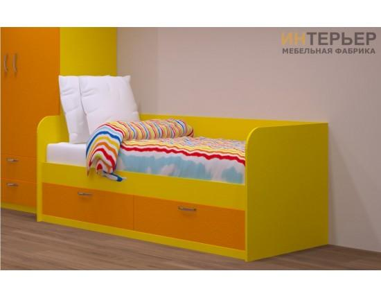 Купить детскую кровать Трис