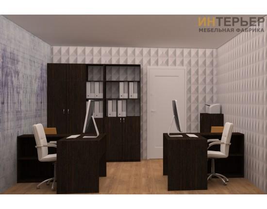 Купить набор офисной мебели Линас