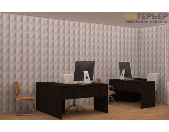 Купить стол угловой офисный Линас
