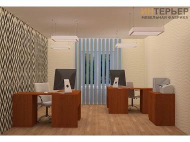 Набор офисной мебели Селена