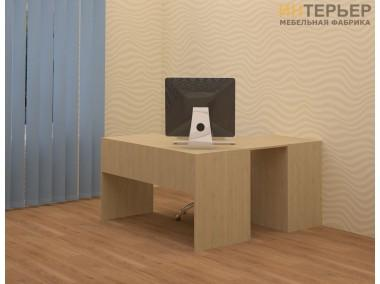 Стол угловой офисный Селена