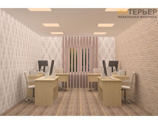 Купить набор офисной мебели Стронг